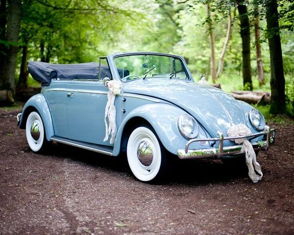 VW Karmann Beetle Convertible