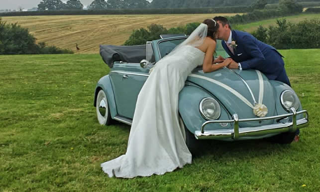 1958 Karmann Beetle Convertible