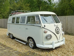 Click Here For VW Camper Vans & Beetle
